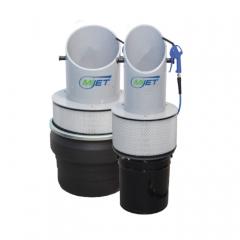 MiJet Kit per la soffiatura dell'olio e del trucciolo