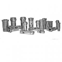 Pinze di serraggio fabbricate con tempra differenziata