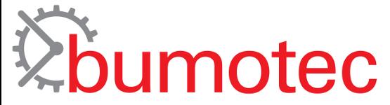 Logo bumotec macchine utensili - vemas italia