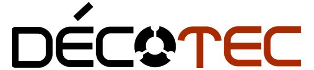 Logo Decotec - Pinze di serraggio