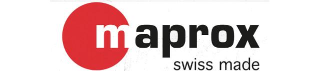logo Maprox - sistemi di serraggio ad alta precisione