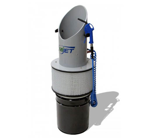 kit stazione di soffiatura miJet