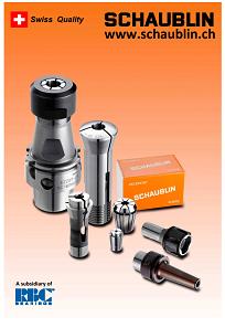 copertina catalogo schaublin