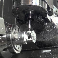 macchine utensili di alta precisione CNC