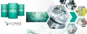 Volantino Motorex oli industriali, offerta vemas dicembre 2018