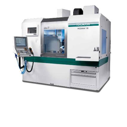 Centro di lavoro CNC Fehlmann PICOMAX 95 HSC