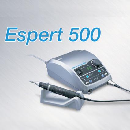 micromotore e manipolo alta velocità Espert 500
