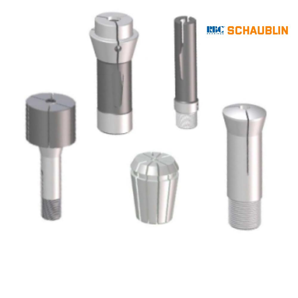 Pinze di serraggio di alta precisione Schaublin