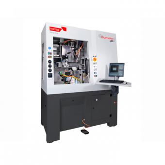 macchina utensile bumotec 210 per incisioni, fresature, sfaccettature di metalli preziosi