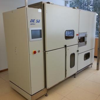 centri automatizzati per la sbavatura a getto d'acqua
